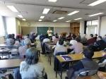 Asociación de Ayudantes Voluntarios de Ancianos, Hachioji, Tokio, 2012
