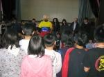 Ángel / escuela de Hino