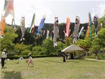 """Parque de montaña, """"Kodomo no hi"""" 2011"""