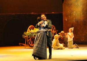 "Francesco Petrozzi como Don José en ""Carmen"", 2010"