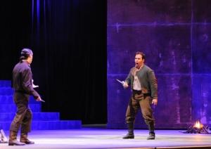 Francesco Petrozzi como Don José en Carmen, 2010